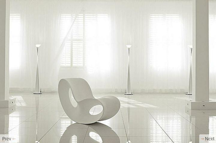 Biely interiér a jeho dekorácie - Obrázok č. 6