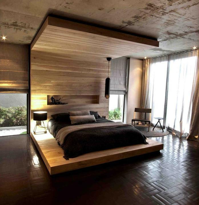 Prajem Vám sladké sny :-) - užasné prevedenie postele, to drevo nemá chybu a aj celkový dizajn :-)
