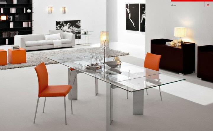 Jedálenské stoly pre inšpiráciu - Obrázok č. 9
