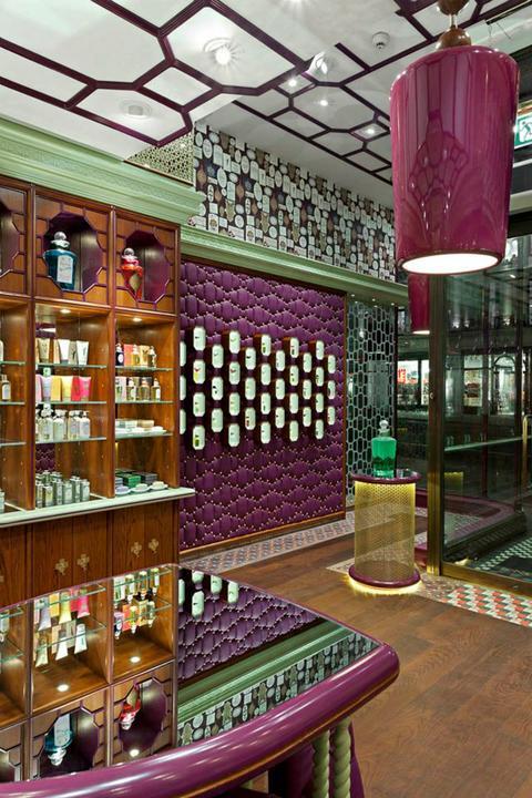 Zahraničné obchody - parfuméria