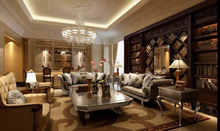 Nádherné interiéry-obývačka - Obrázok č. 53