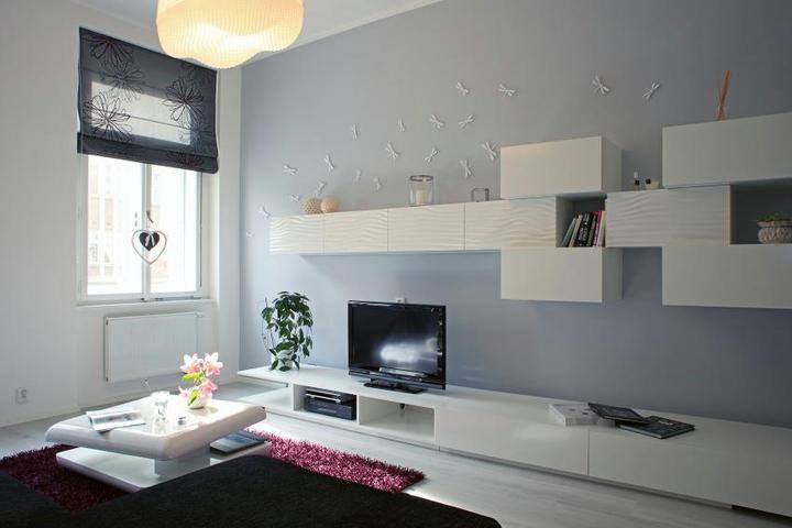 Biely interiér a jeho dekorácie - Obrázok č. 25