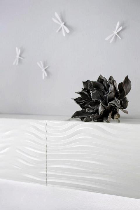 Biely interiér a jeho dekorácie - Obrázok č. 35