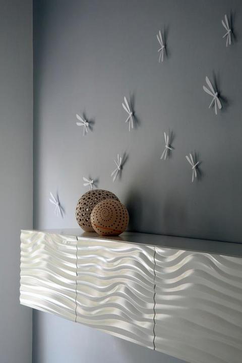 Biely interiér a jeho dekorácie - Obrázok č. 37