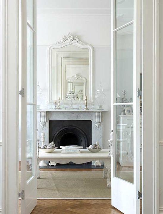 Biely interiér a jeho dekorácie - Obrázok č. 56