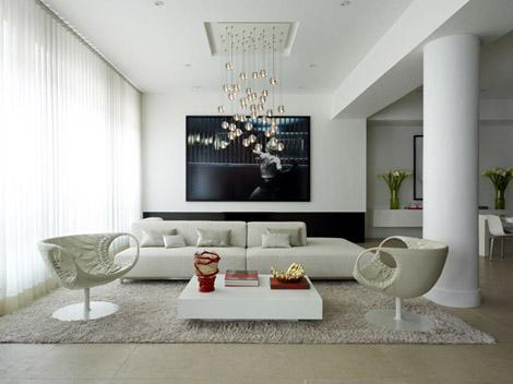 Biely interiér a jeho dekorácie - Obrázok č. 58