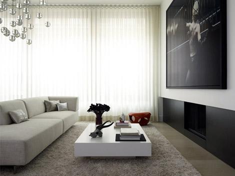 Biely interiér a jeho dekorácie - Obrázok č. 59