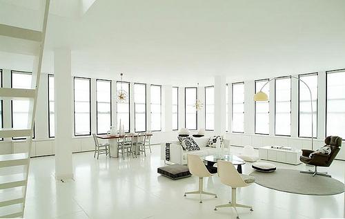 Biely interiér a jeho dekorácie - Obrázok č. 66