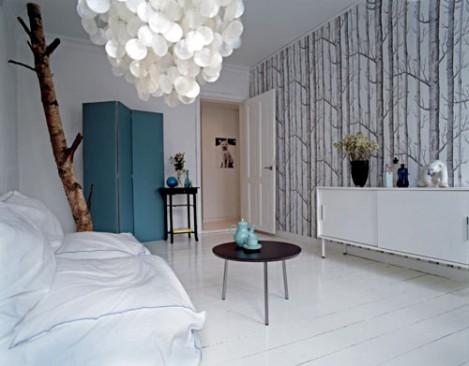 Biely interiér a jeho dekorácie - Obrázok č. 68