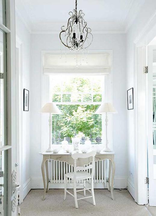 Biely interiér a jeho dekorácie - Obrázok č. 73