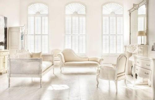 Biely interiér a jeho dekorácie - Obrázok č. 76