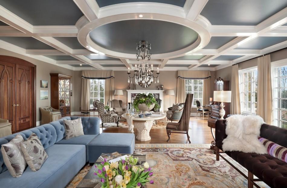 Nádherné interiéry-obývačka - Obrázok č. 60