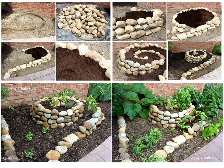 Návody-návodíky - myslím si že podľa tohto návodu si hravo zvládnete urobiť krásnu záhradu :-)