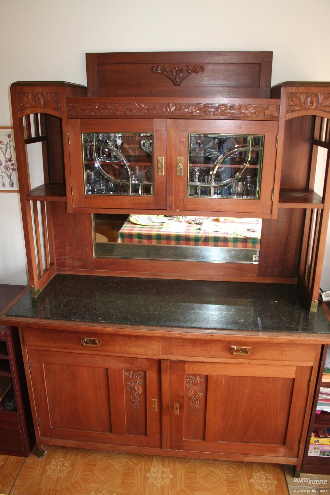 Kredenc, nábytok ktorý je vždy v móde - Obrázok č. 34
