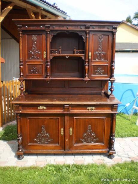Kredenc, nábytok ktorý je vždy v móde - Obrázok č. 38
