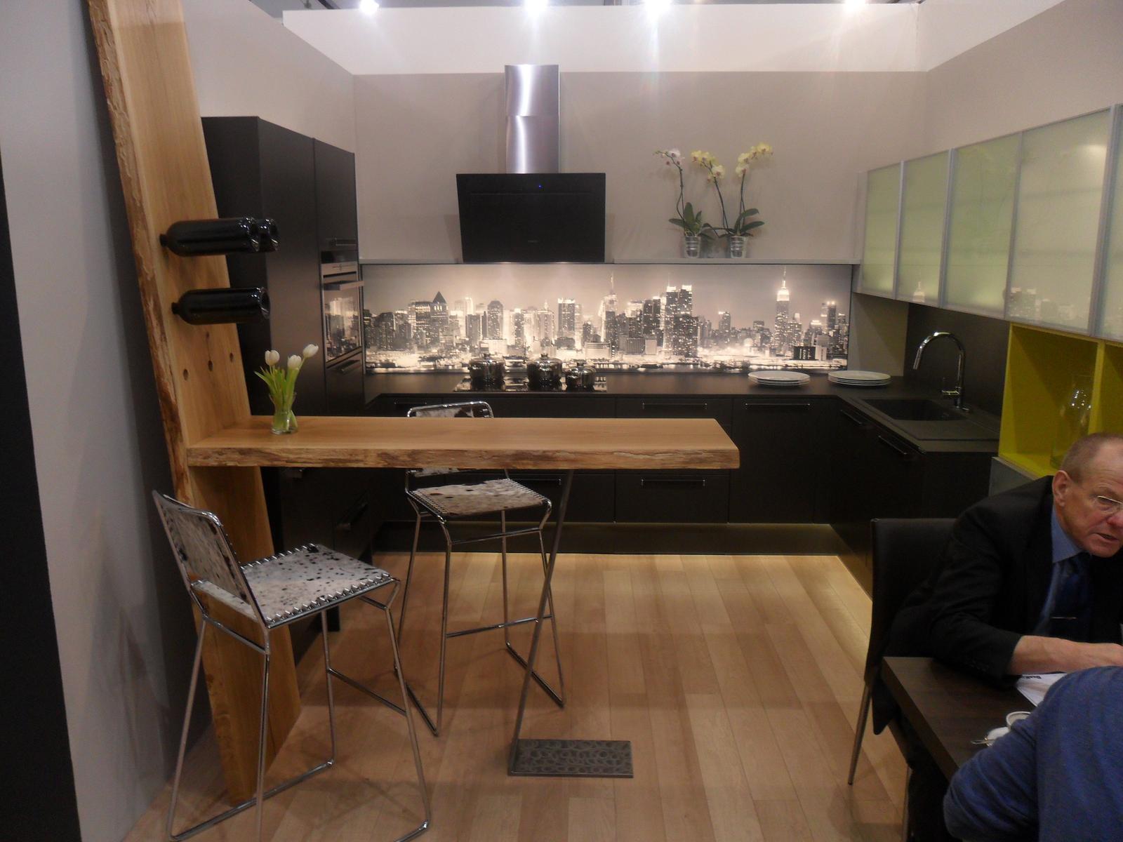 Výstava nábytku Viedeň - kuchyne - Obrázok č. 32