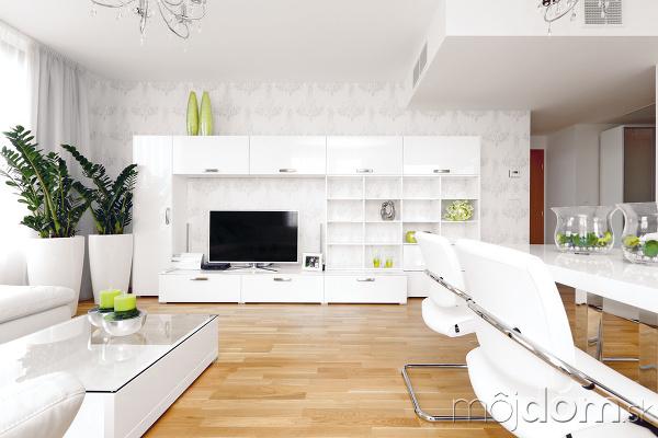 Biely interiér a jeho dekorácie - Obrázok č. 92