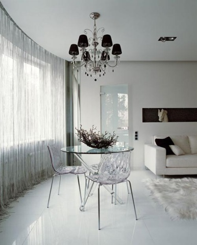Biely interiér a jeho dekorácie - Obrázok č. 95