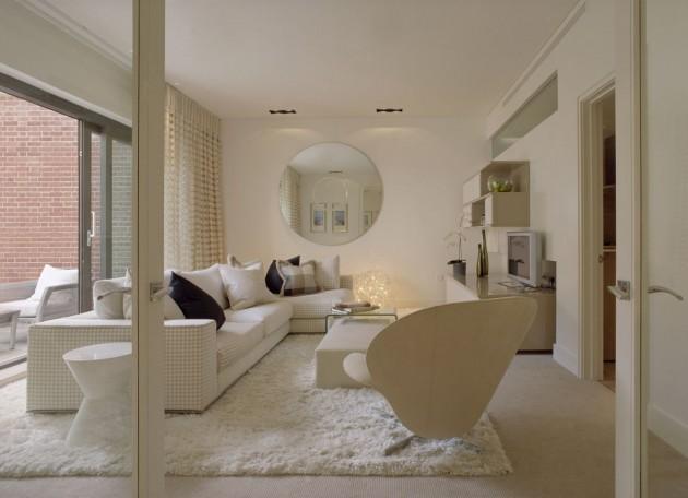 Biely interiér a jeho dekorácie - Obrázok č. 97