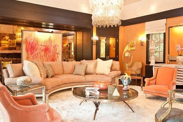 Nádherné interiéry-obývačka - Obrázok č. 67