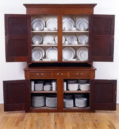 Kredenc, nábytok ktorý je vždy v móde - Obrázok č. 48