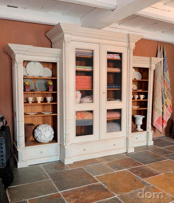 Kredenc, nábytok ktorý je vždy v móde - Obrázok č. 51