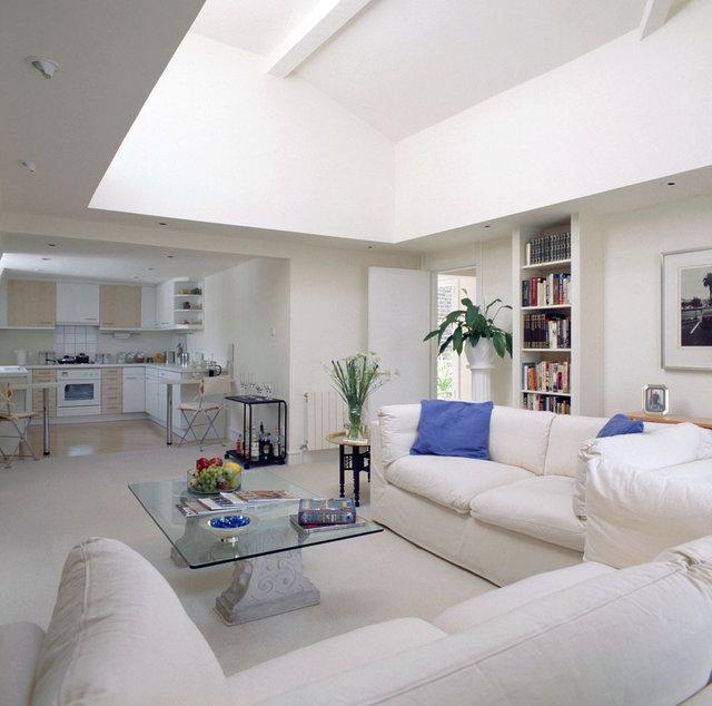 Biely interiér a jeho dekorácie - Obrázok č. 100