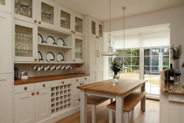 Klasick Vidiecke Kuchyne A In N Bytok