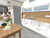 Grafický návrh kuchynskej linky do paneláku - verzia 2-obr.7