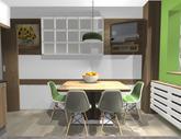 Grafický návrh kuchynskej linky do paneláku v BB - verzia 2- obr.7
