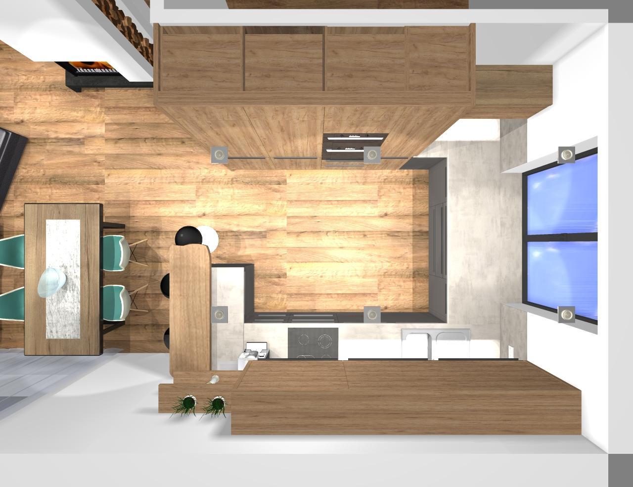 ryska25 - Grafický návrh kuchynskej linky v rodinnom dome v BB - obr.7