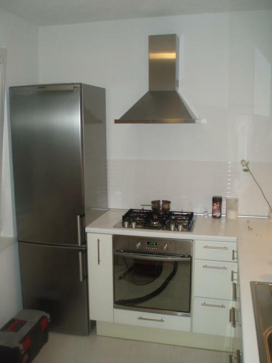 Realizované kuchyne-panelák - realizované kuchyne- panelák 2