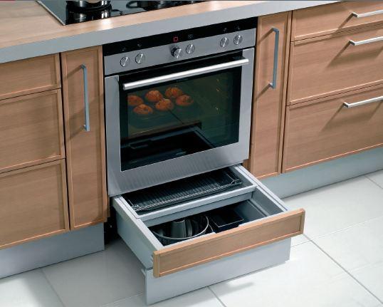 Kovania do kuchyne - výsuv pod šporákovú skrinku Orga-box