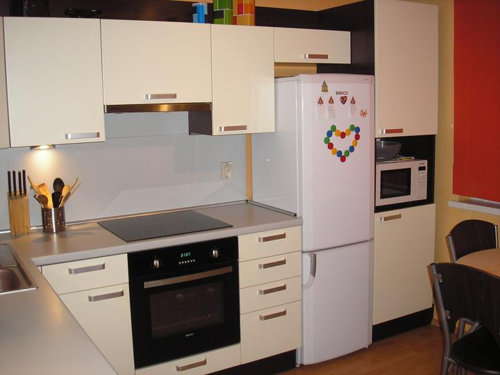Môj malý jednoizbový bytík ale útulný - Moje najobľúbenejšie miesto v byte , kuchynka