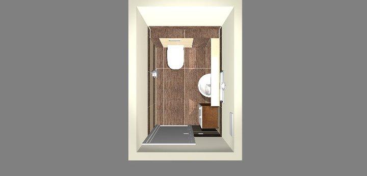 Grafické návrhy - kúpeľní - WC 2 - obr 1
