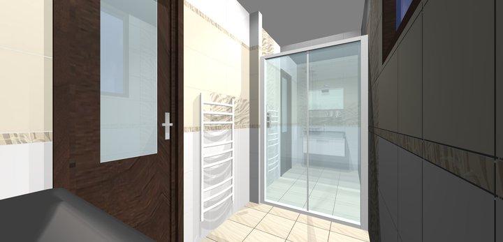 Grafické návrhy - kúpeľní - kúpeľňa 2-obr 3