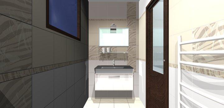 Grafické návrhy - kúpeľní - kúpeľňa 2-obr 1