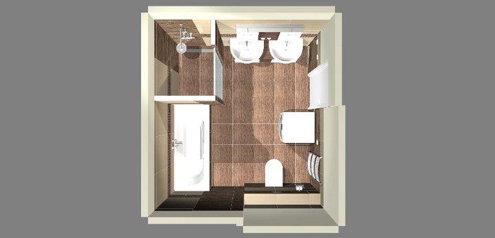 Grafické návrhy - kúpeľní - kúpeľňa 3-obr 7