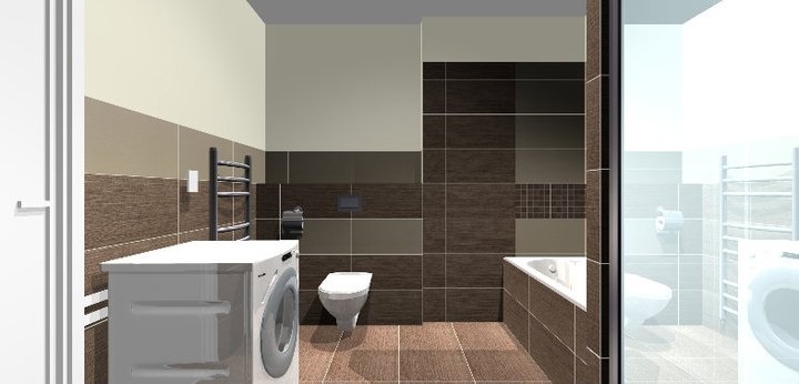 Grafické návrhy - kúpeľní - kúpeľňa 3-obr 4