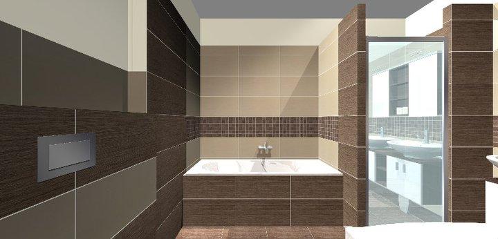 Grafické návrhy - kúpeľní - kúpeľňa 3-obr 3