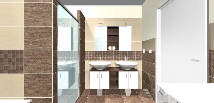 Grafické návrhy - kúpeľní - kúpeľňa 3-obr 2