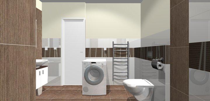 Grafické návrhy - kúpeľní - kúpeľňa 4-obr 7