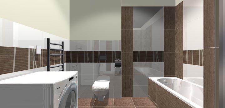 Grafické návrhy - kúpeľní - kúpeľňa 4-obr 6