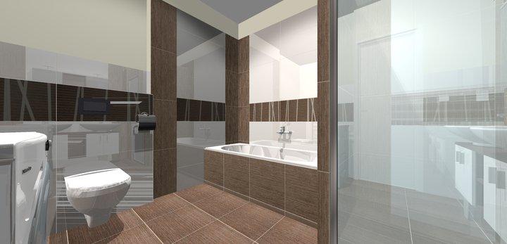 Grafické návrhy - kúpeľní - kúpeľňa 4-obr 3