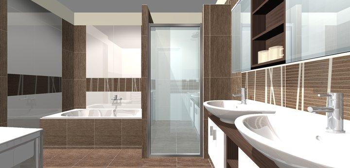 Grafické návrhy - kúpeľní - kúpeľňa 4-obr 4