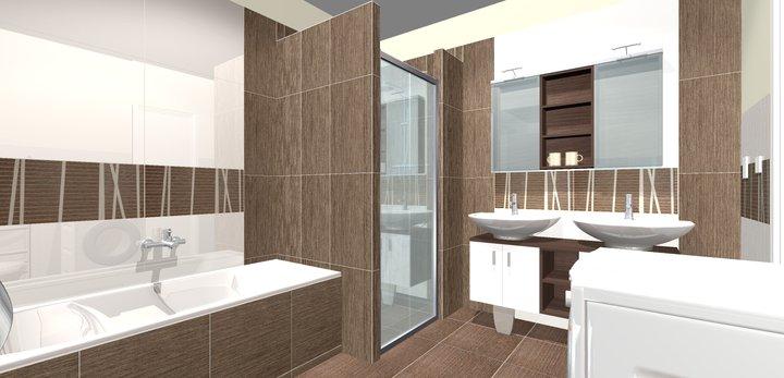 Grafické návrhy - kúpeľní - kúpeľňa 4-obr 2