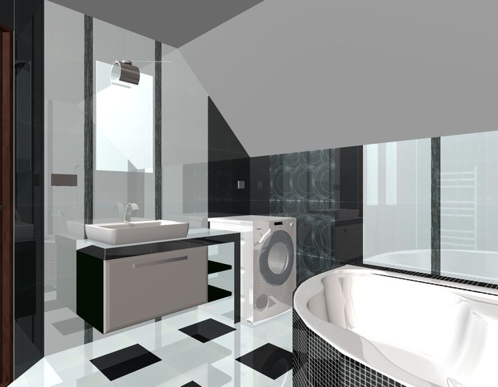 Grafické návrhy - kúpeľní - kúpeľňa 5-obr 1
