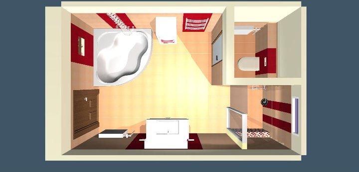 Grafické návrhy - kúpeľní - kúpeľňa 1-obr 9
