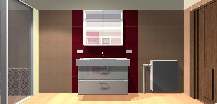 Grafické návrhy - kúpeľní - kúpeľňa 1-obr 2