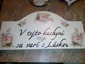 tabulka do kuchyne,